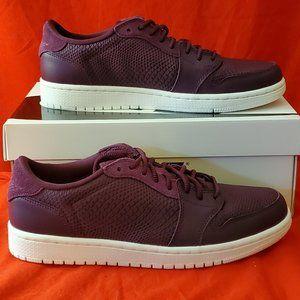 NWT Nike Air Jordan 1 low women size 8